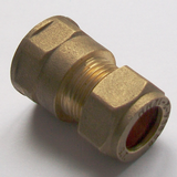 Brass Compression 12mm x 3/8 inch Female - 24411238
